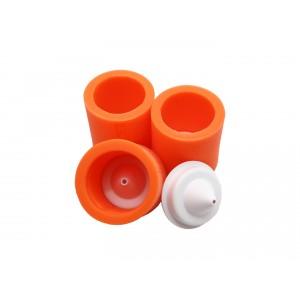 Ring de silicon cilindric nr. 3