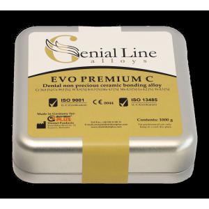 Aliaj Co-Cr Evo Premium C 1 kg