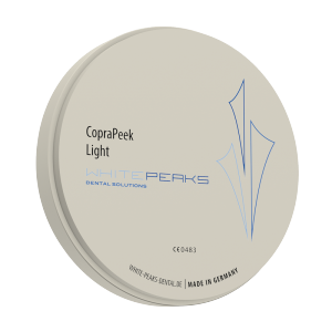 Disc CopraPeek 98x10 mm Light