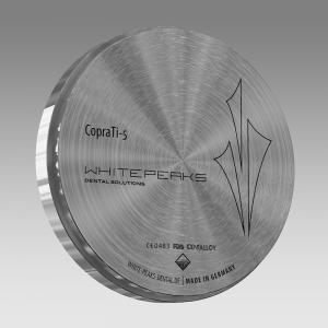 Disc CopraTi-5 95x20 mm