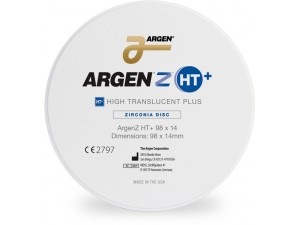Argen HT+ 95x14 White