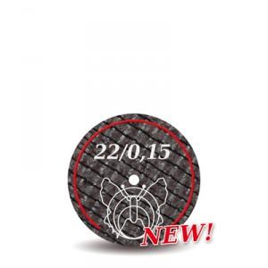 Disc 22/0,15