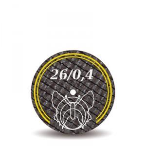 Disc 26/0,4