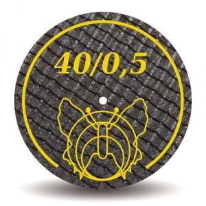 Disc 40/0,5