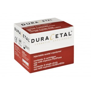 DURACETAL CARTRIDGE , G1, M